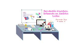 Disertación Historia: Revolución Castrista. Influencia en América Latina(1959-1963)