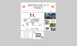 REPUBLIQUE de la FRANCE