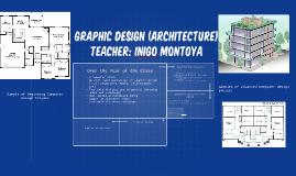 Graphic Design (Architecture)