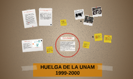 Copy of HUELGA DE LA UNAM 1999-2000