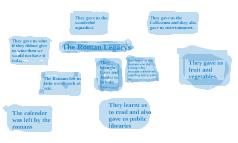 roman legacy