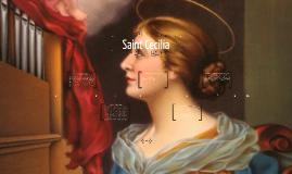 Copy of Saint Cecilia