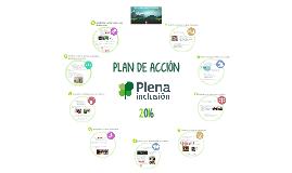 Plan del Acción 2016 de Plena inclusión