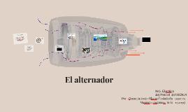 Un alternador es una máquina eléctrica, capaz de transformar