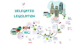 Essay on Delegated Legislation | Law | Public Administration