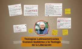 Teologías Latinoamericanas