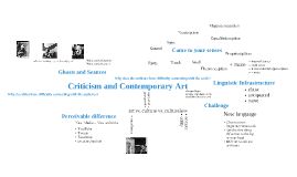 Towards a New Art Criticism