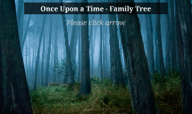 Once Upon a Time - Family Tree