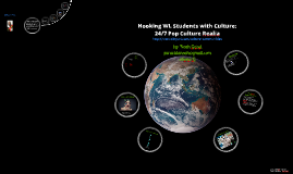 Engaging Students in Culture Study - Webinar version