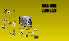 Copy of War & International Conflict