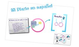 Mi diario de vida en español