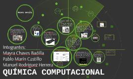 Copy of QUÍMICA COMPUTACIONAL