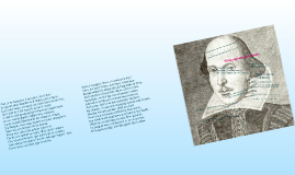 Shakespearean Sonnets Da Dum Da Dum