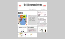 Copy of Habilidades comunicativas
