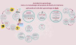 Acción educativa basada en el ciclo de Kolb