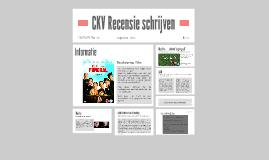 CKV Recensie schrijven