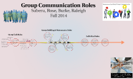 Roles in Interpersonal Communication