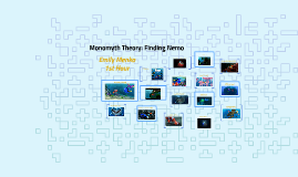 Monomyth Theory: Finding Nemo