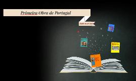 Primeira Obra de Portugal