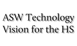 Technology Vision for the HS