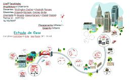 Planejamento Urbano I - Desenho Urbano