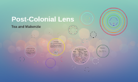 Post-Colonial Lens