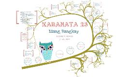 Copy of Kabanata 23 - El Fili