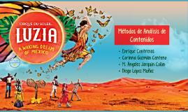 LUZIA- Cirque du Soleil