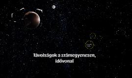 www.matekprezi.com, Számegyenes, idővonal, az első Holdraszállás 1969., Anna Tóthné Szalontay