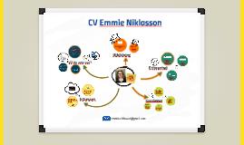 Copy of CV Emmie Niklasson