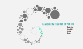 Economic Losses Due To Viruses