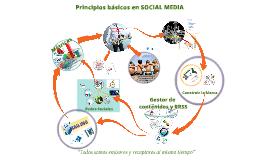 Principios básicos en Social Media Asociaciones de barrios