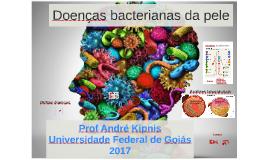 Copy of Copy of Doenças Bacterianas da Pele