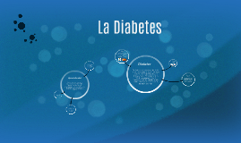 Copy of La Diabetes