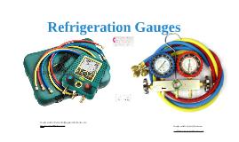 Refrigeration Gauges