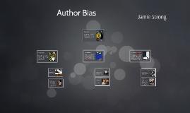 Author Bias
