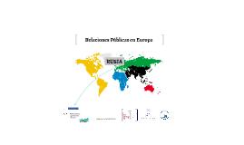 Copy of Relaciones Públicas en Europa