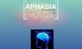 Copy of APHASIA