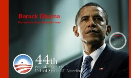 Barack Obama Presentation