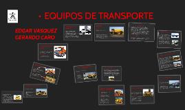 Copy of EQUIPOS DE TRANSPORTE