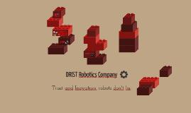Copy of DRIST Robotics Company