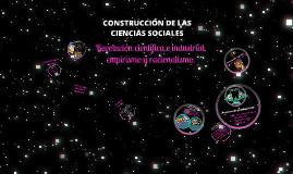 Formación histórica de las ciencias sociales.