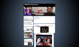 Matthew Espinosa & more