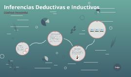 Razonamientos Deductivos e Inductivos