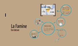 La famine est un problème qui affecte plus de 870 millions d
