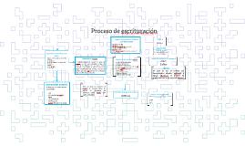 Copy of Proceso de escrituración