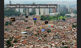 Chapter 28-30: Challenges of Nation-Building