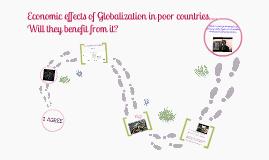 Economic effects of Globalization