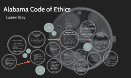 Copy of Alabama Code of Ethics