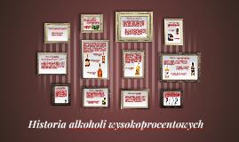 HISTORIA ALKOHOLU